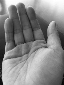 hand photo by julie nariman